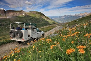 Telluride Outside - 4WD Tours