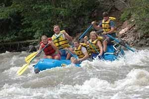 Telluride Outside - Whitewater Rafting :: We offer rafting trips on the Delores and San Miguel Rivers. 1/2 day and full day trips on the Upper & Lower San Miguel, and 1 day, 2 day, & 3 day trips on the Delores.