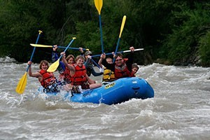 Rigs Adventure Co - Colorado River Rafting :: RIGS offers Whitewater Adventures including River Rafting and Kayaking trips all summer on Southwest Colorado rivers. Trips range from 2 hr. to 5 days.