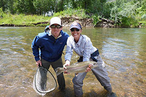 Fly Fish With Telluride Outside