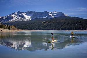 Telluride Outside - Stand Up Paddle Boarding