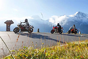 Expedition Overland - Adventure Motorcycle Rentals
