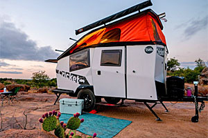 Adventure Camping Trailers - For Couples & Family