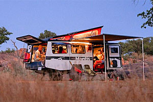 Mantis Adventure Camp Trailers - See our Videos