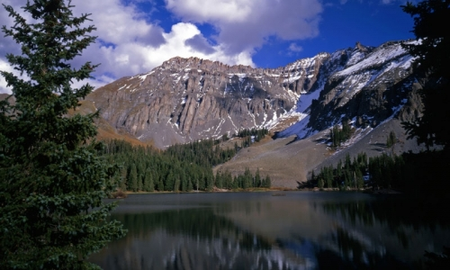 Telluride Colorado Lakes