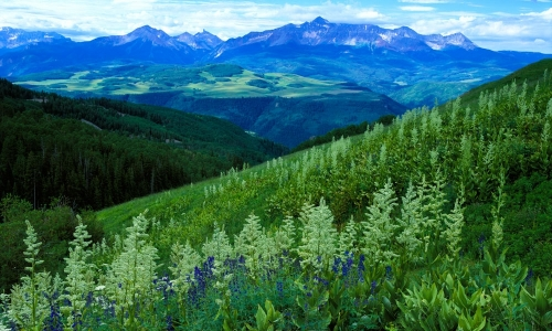 Telluride Colorado Nature Amp Outdoors Wilderness Areas