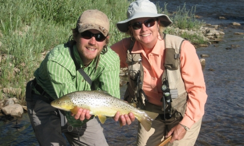 Fly Fishing Telluride Colorado