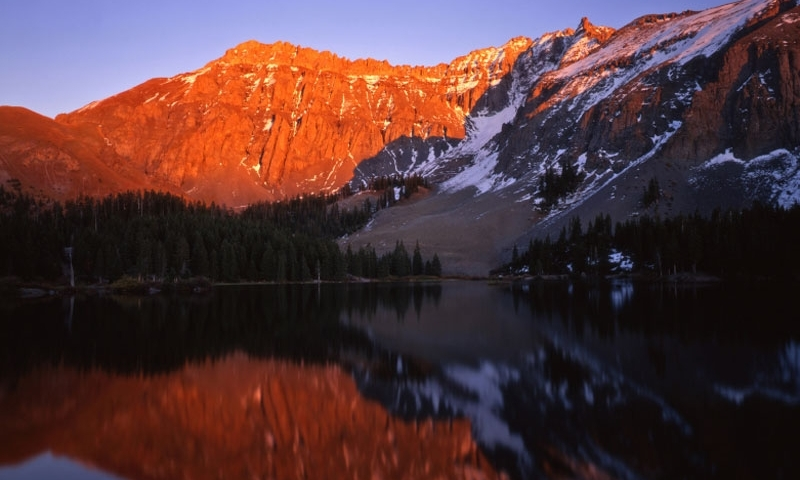 Alta lakes colorado fishing camping boating alltrips for Fishing lakes in colorado springs