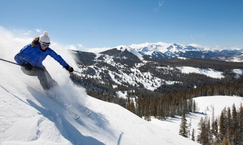 Telluride Colorado Tourism Ski Resort