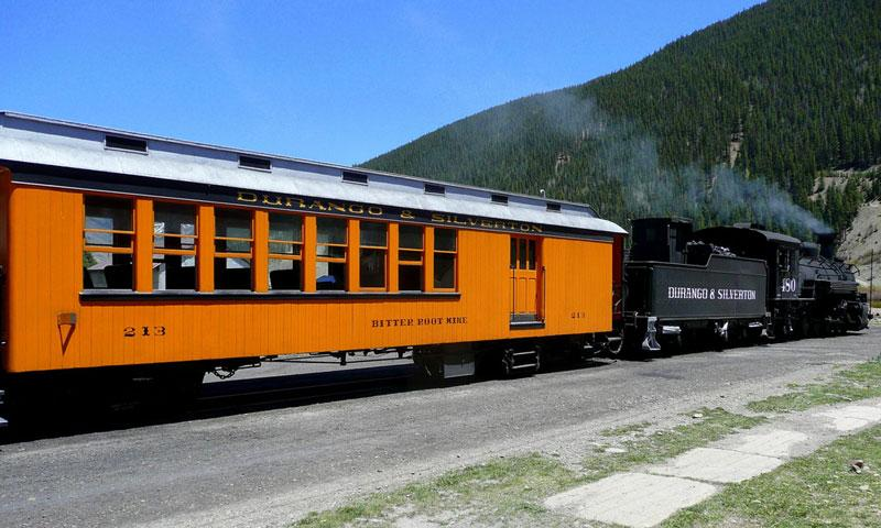 Durango Silverton Train