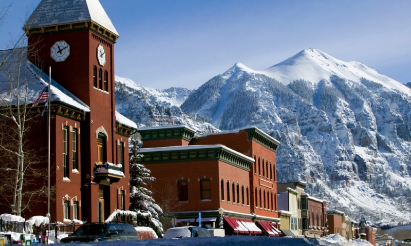 Telluride Historic Downtown District Alltrips