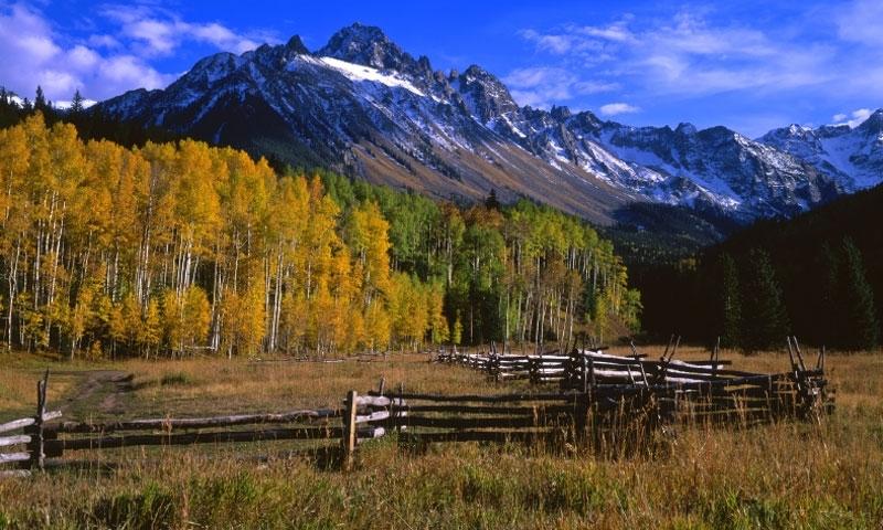 All Seasons Rv >> Mount Sneffels Range / Wilderness, Colorado - AllTrips