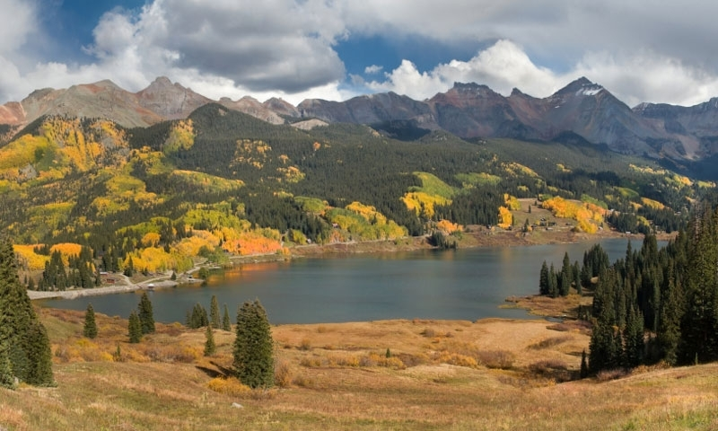 Trout lake colorado fishing camping boating alltrips for Fishing lakes in colorado springs