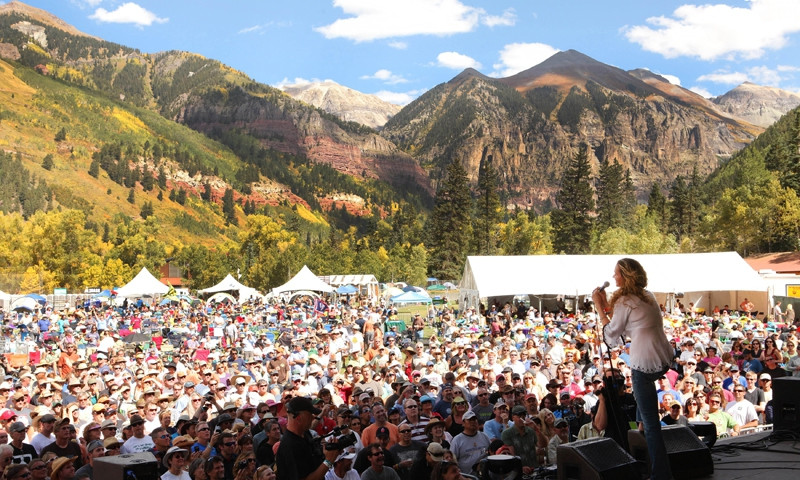 Telluride Blues and Brews Festival