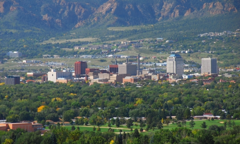 Colorado Springs Co Airport Hotels Alltrips