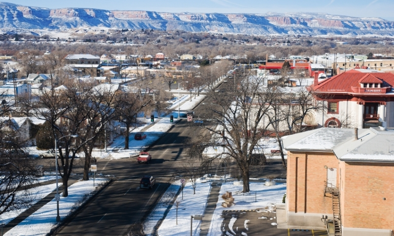 Grand Junction Colorado Co Airport Hotels Alltrips