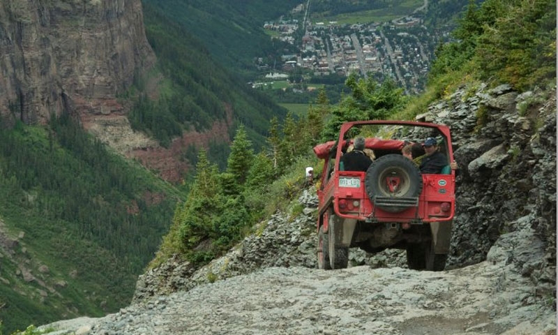 Telluride Colorado Atv Jeep Off Road