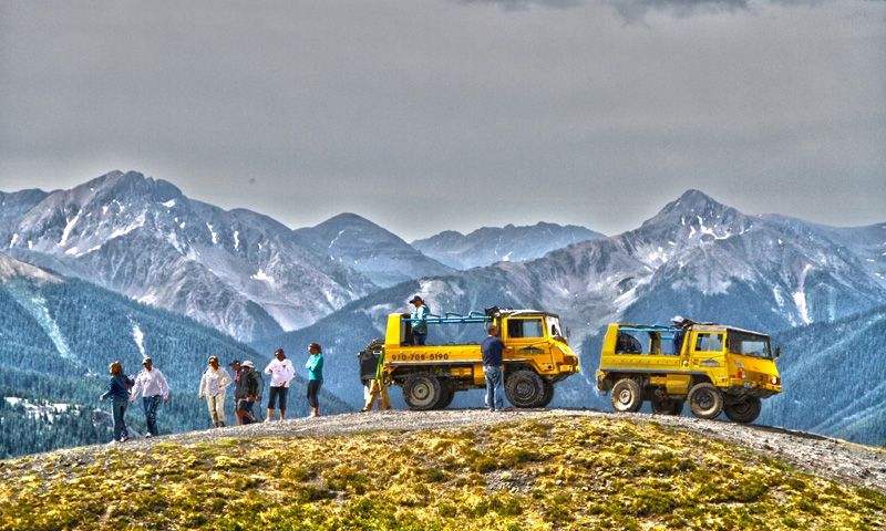 Off Road Tour with Telluride Offroad Adventures