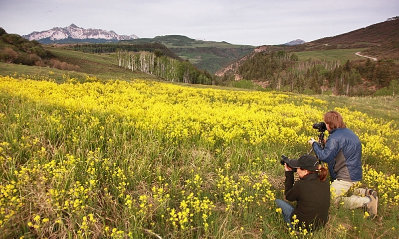 Telluride Outside Photography Tour Sightseeing Telluride Colorado