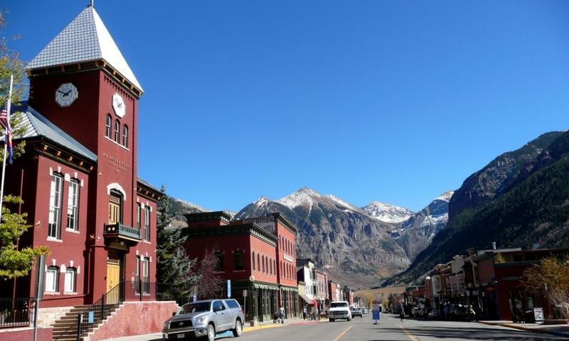 Telluride Colorado Vacations Alltrips