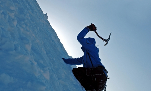Ouray Colorado Ice Climbing Festival