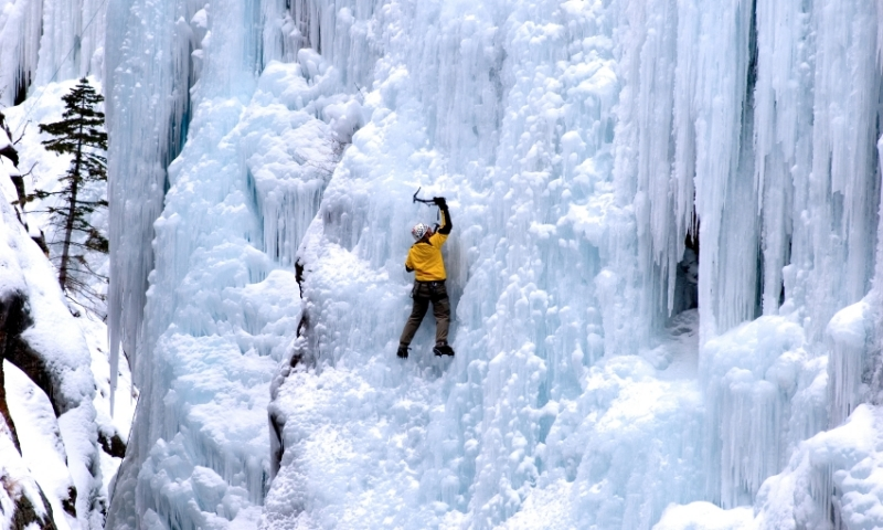 Ouray Ice Climbing Colorado Alltrips