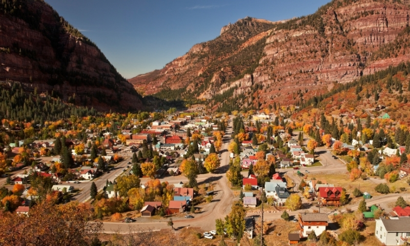 ouray colorado vacations
