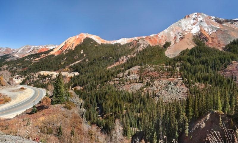 Red Mountain Pass Ouray Colorado