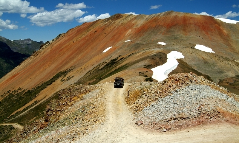 Red Mountain Pass near Ouray