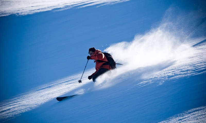 Telluride Colorado Backcountry Telemark Skiing Alltrips