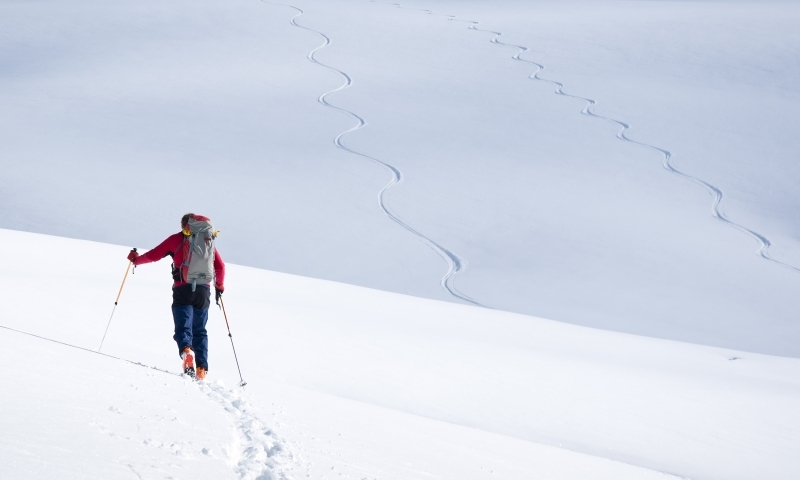 Backcountry Skiing in the San Juans
