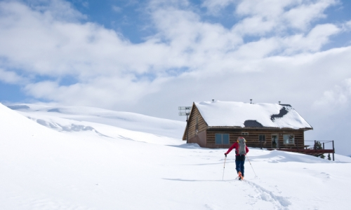 San Juan Mountains Hut Skiing Trips