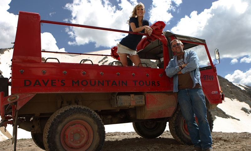 Telluride Colorado Atv Jeep Off Road Tours