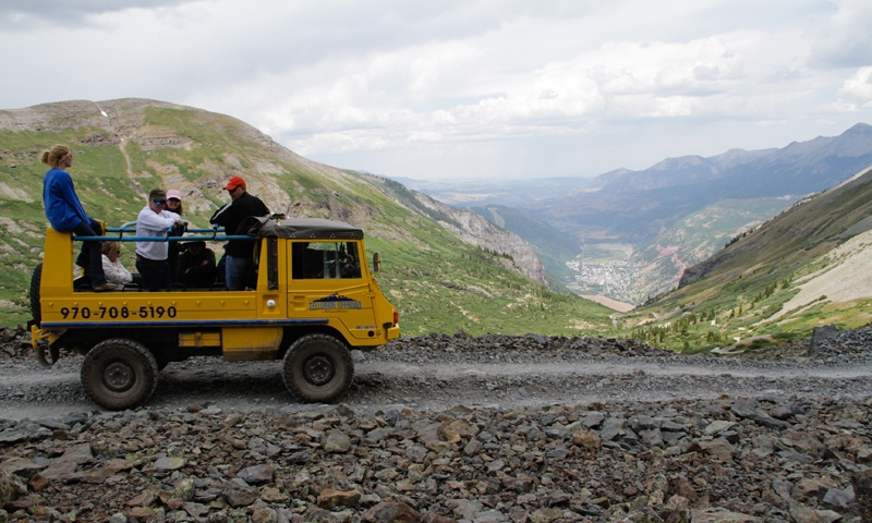 Telluride Colorado Atv Rentals Jeep Tours Amp Trails Alltrips