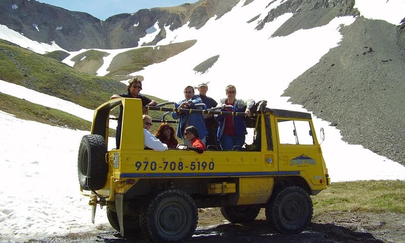 Telluride Colorado Jeep Tour