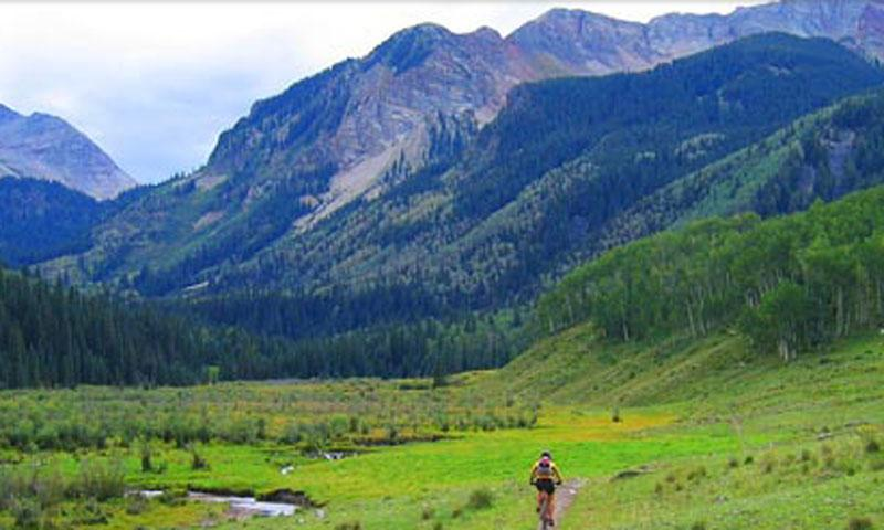 Mountain Biking in Telluride Colorado