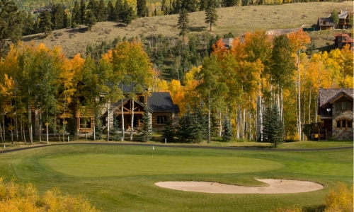 Telluride Colorado Golf Courses