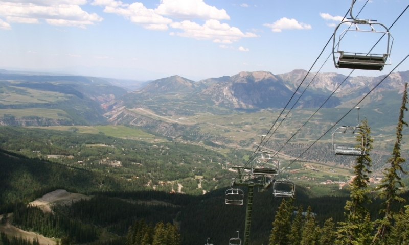 Telluride Chairlift
