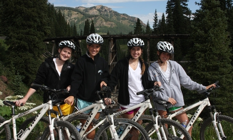 Telluride Colorado Mountain Biking Tour