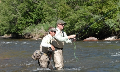 Telluride Colorado Recreation Fishing