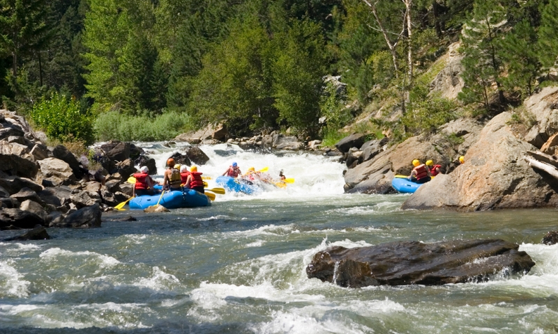 Telluride Colorado Whitewater Rafting