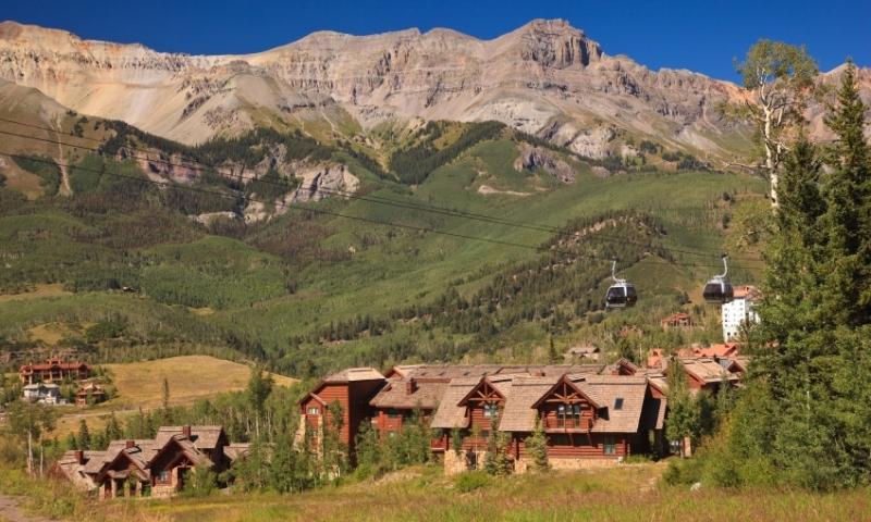 Telluride Mountain Village Colorado Alltrips