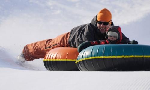 Telluride Snow Tubing